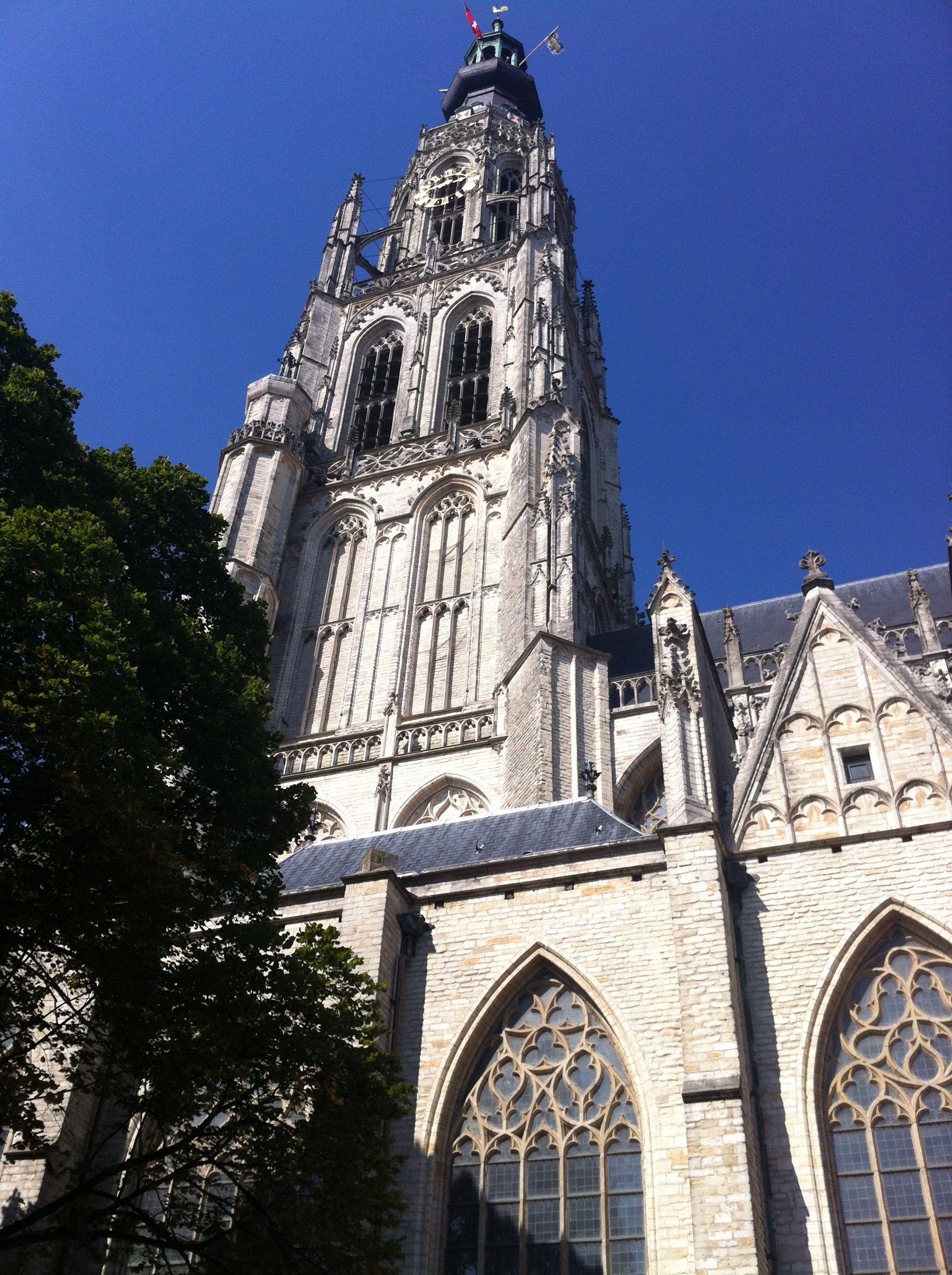 Grote of OLV kerk