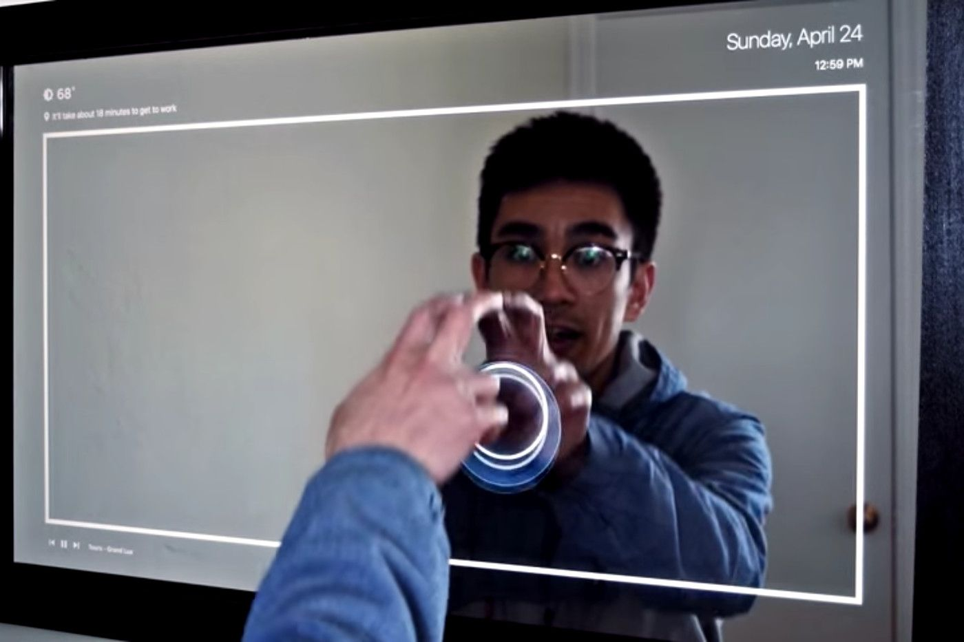 Diy Smart Mirrors Are Still Irresistible And This One Has A
