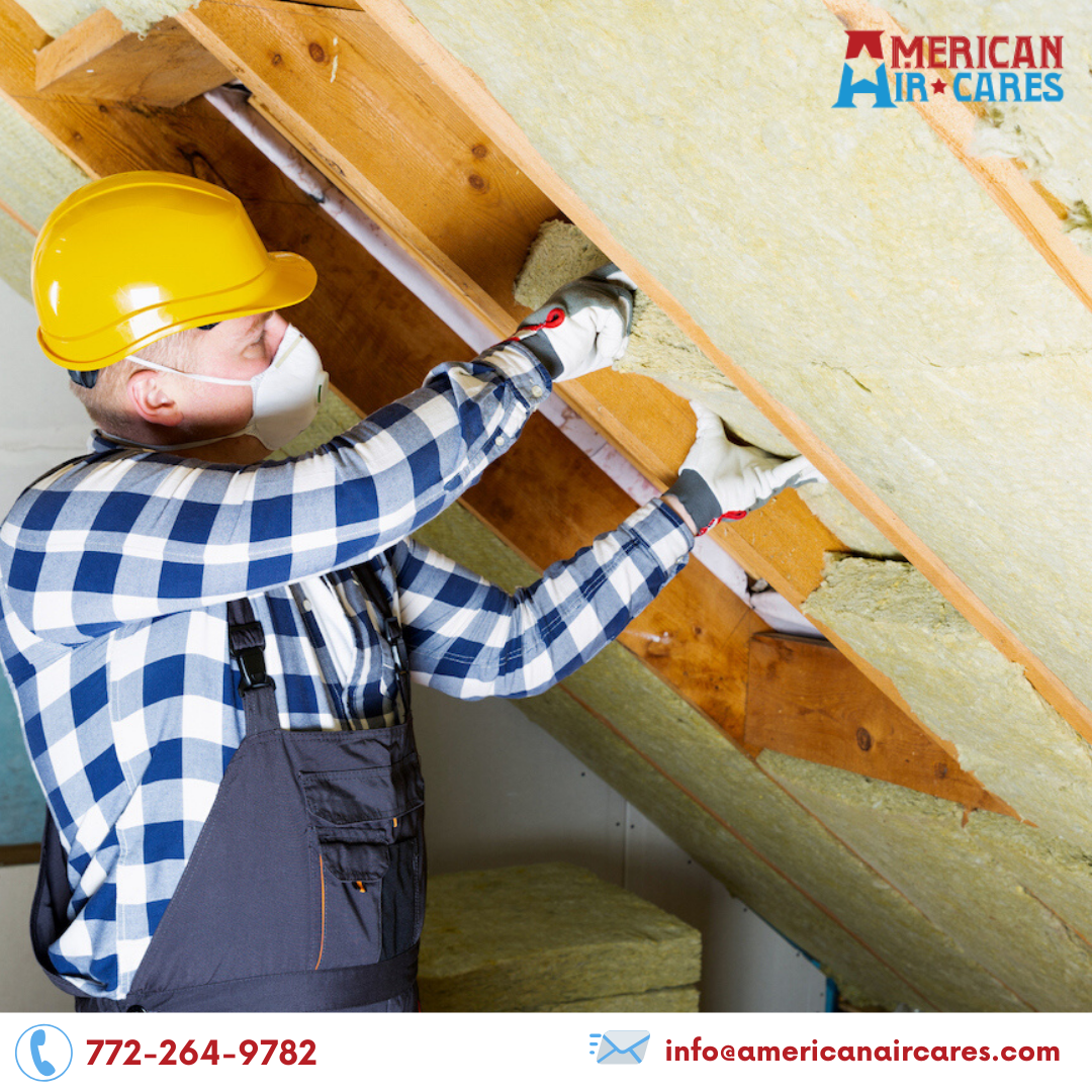 Attic insulation is essentially a thermal barrier that
