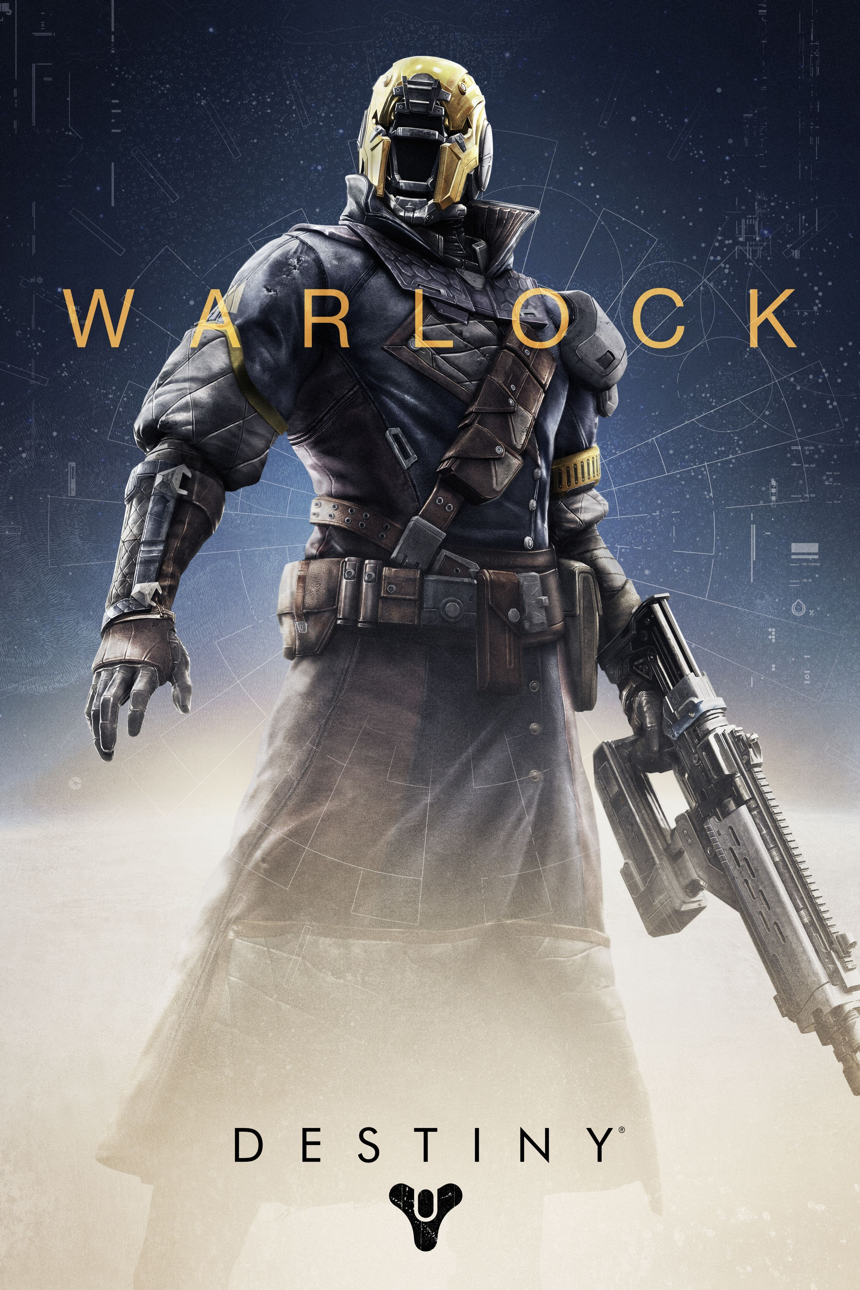 Warlock Class from Destiny 3000 x 4500 Destiny the