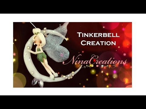 Tinkerbell Trilly Chibi polymer clay tutorial