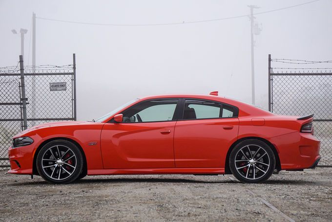 2016 Dodge Charger R T Scat Pack Side Profile Dodge Charger Scat Pack Dodge