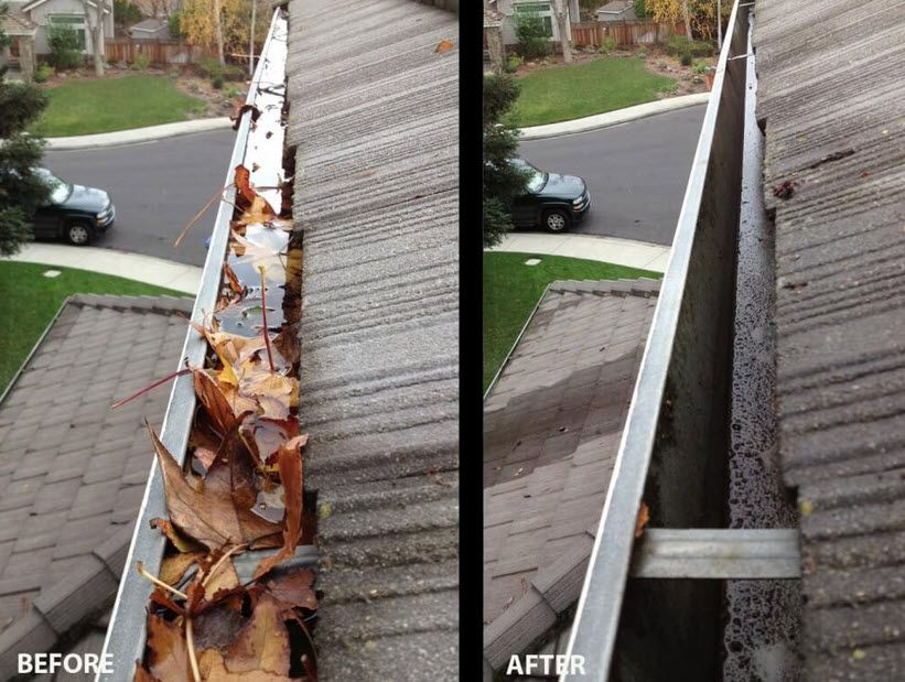 Gutter Cleaning Sydney How To Install Gutters Cleaning Service
