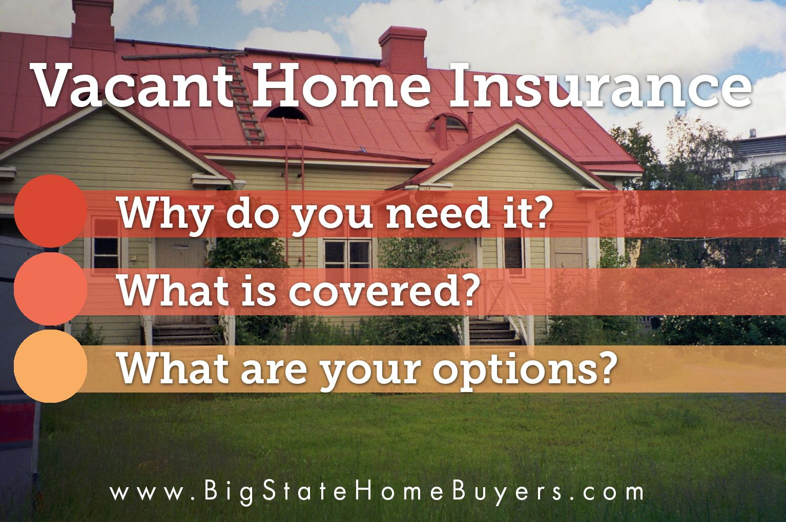 Vacant Home Insurance Advice From Home Insurance Home Insurance Quotes Homeowners Insurance