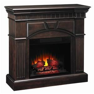 Classicflame Raleigh Espresso 23 Inch Electric Wall Mantel