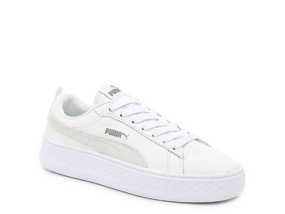 Puma Smash Platform Sneaker - Women's