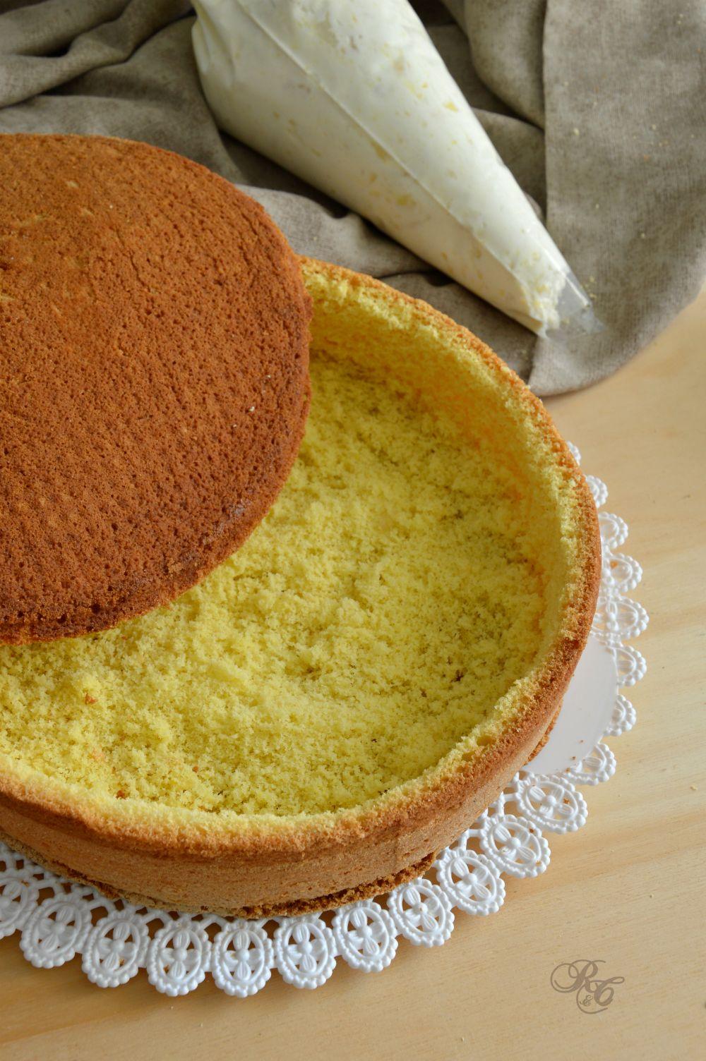 Come Tagliare E Farcire Perfettamente Il Pan Di Spagna Rafano E Cannella Oreo Dessert Ricette Dolci Ricette