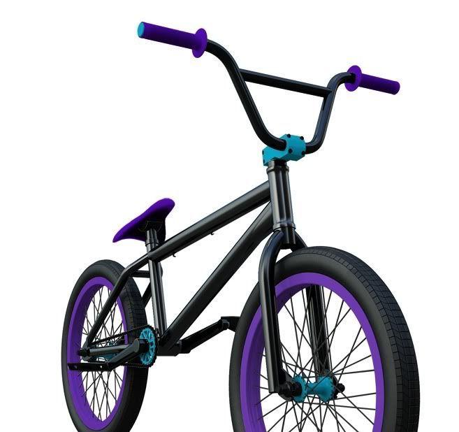 Cool Bmx Bikes Cool Colors Bmx Bikes Bicycle Blue Bmx Bike