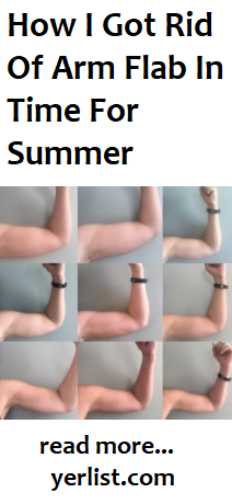 Arm Flab Before And After Exercises For Flabby Arms Bat Wings How To