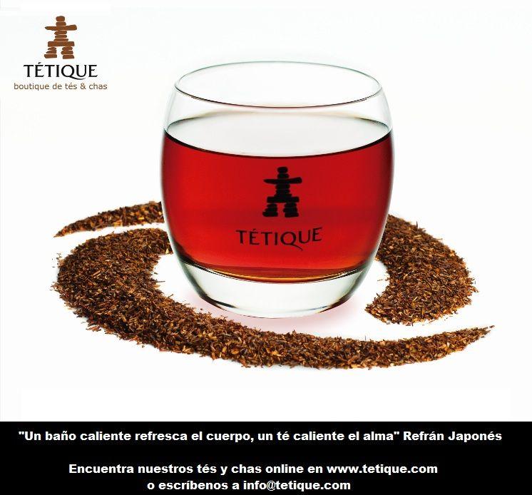 Tés e Infusiones de TéTique - los mejores tés de España