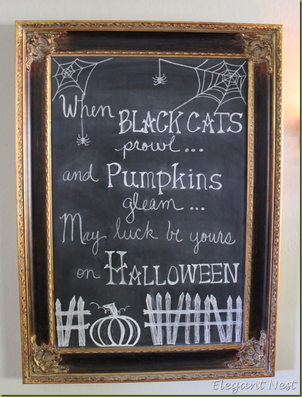 looking to up your chalkboard game this fall check out these awesome halloween chalkboard art designs that will be perfect for this halloween - Chalkboard Designs Ideas