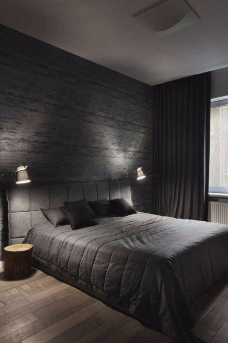 Photo of Mystery & Charm with 10 black bedrooms – decoration ideas