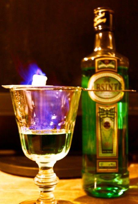 アブサンファイヤー | アブサン, お酒, 酒