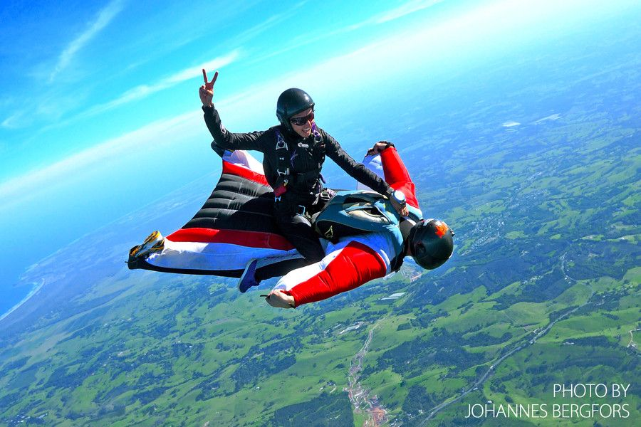 Épinglé sur Skydive