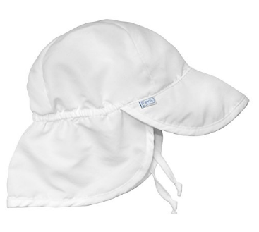 7227b9921b8 i play. Baby   Toddler Flap Sun Protection Swim Hat Unisex Baby