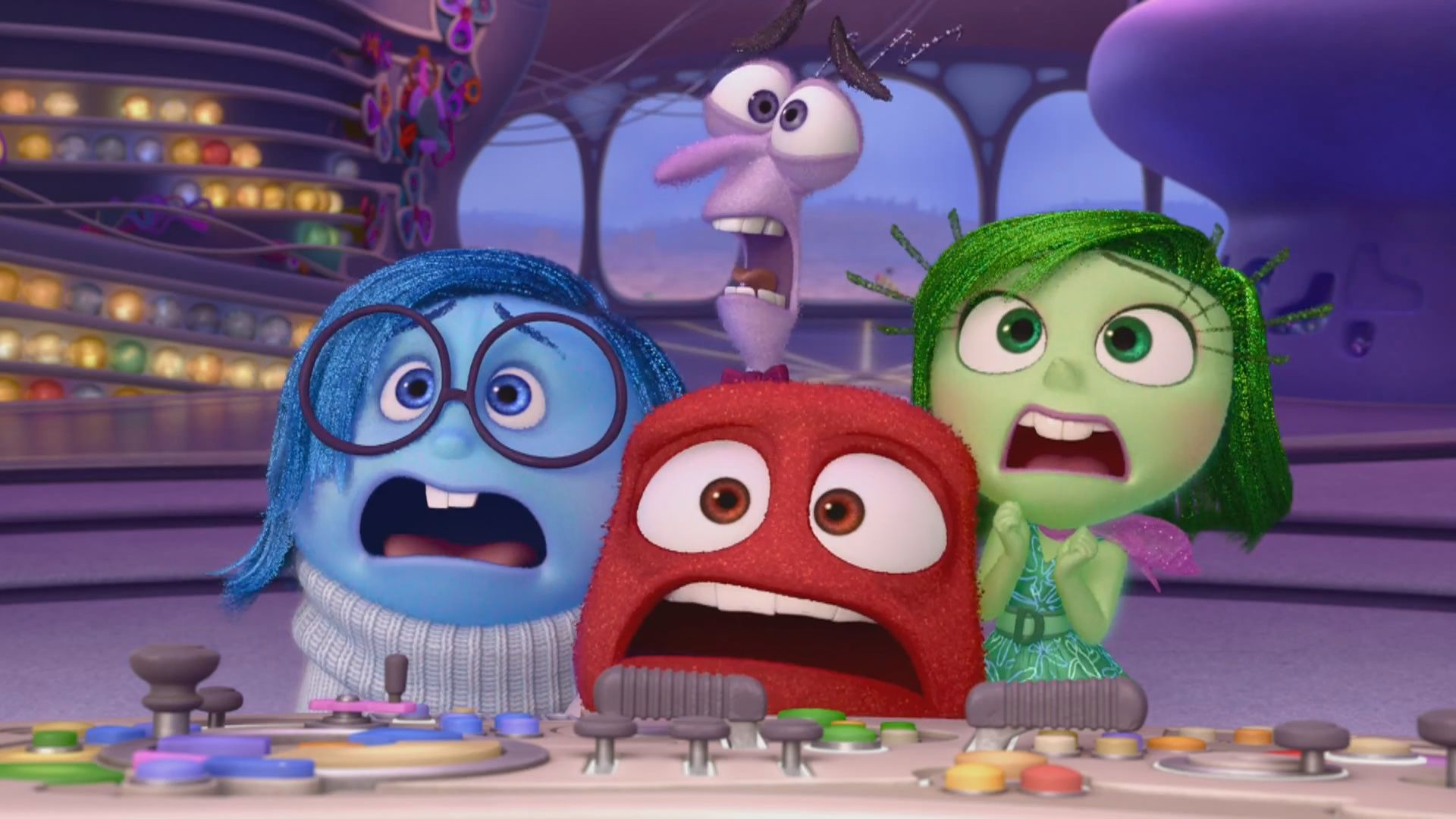 Inside Out Walt disney movies, Kids' movies, Inside out