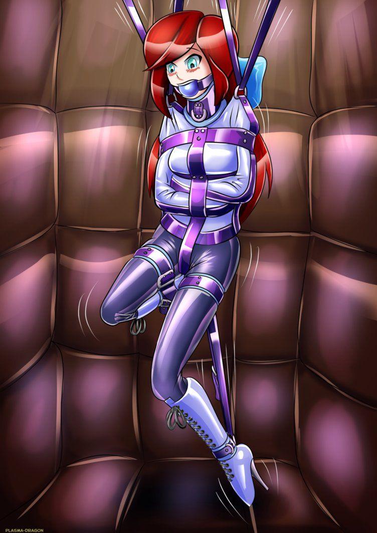 Ella S Partial Suspension By Plasma Dragon Dragon Anime Spiderman