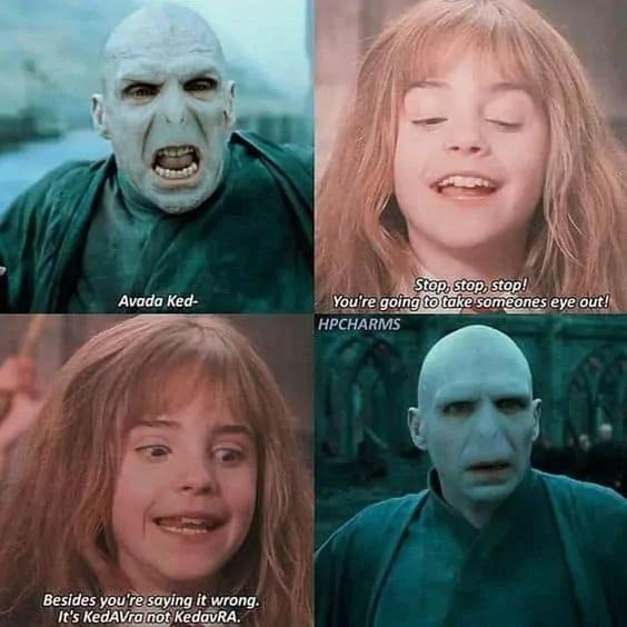 16 Harry Potter Christmas Memes In 2020 Harry Potter Jokes Harry Potter Puns Harry Potter Memes Hilarious
