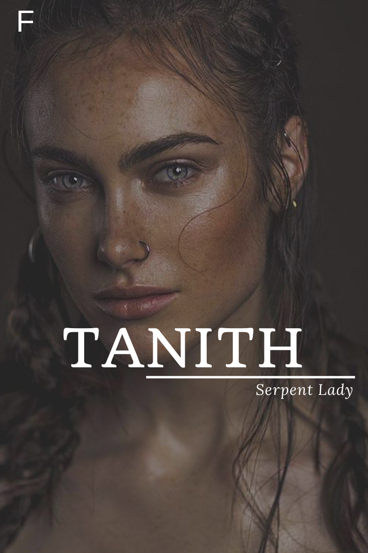 Tanith | Female character names, Pretty names, Character names