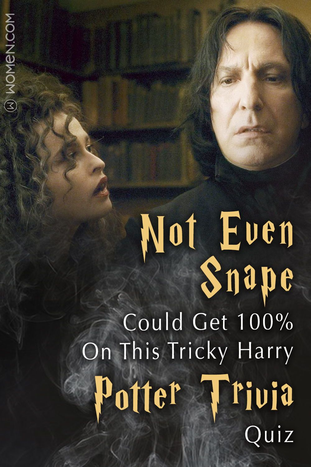 Not Even Snape Could Get 100 On This Tricky Harry Potter Trivia Quiz Harry Potter Trivia Quiz Harry Potter Facts Harry Potter Riddles