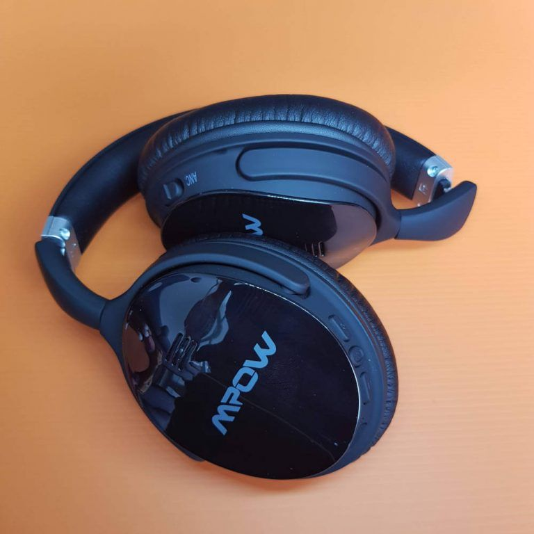 Mpow H5 Foldable Over-ear Headphone- Credit: ATechReview com