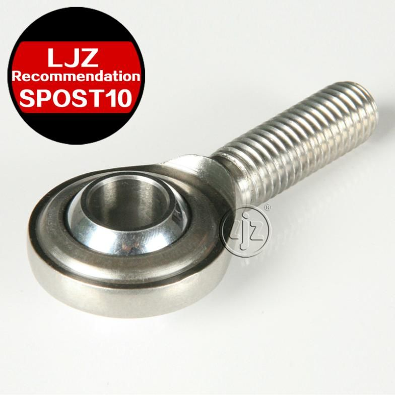 Stainless Steel Rod Ends Bearings M10 1 5 Right And Left Hand Thread 10mm Bore 1 Pieces Lot Stainless Steel Rod Steel Rod Steel