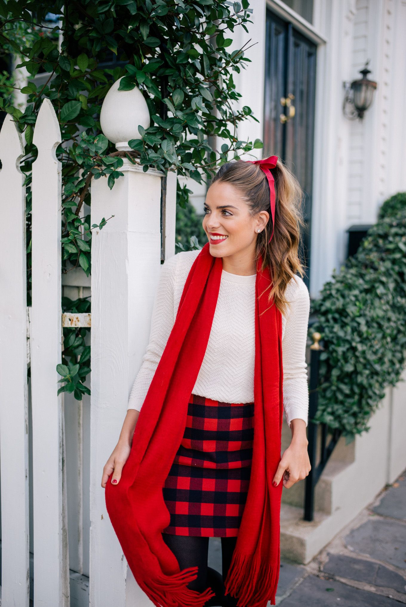 Holiday Red | My Style | Pinterest | Fashion, Holiday fashion and ...