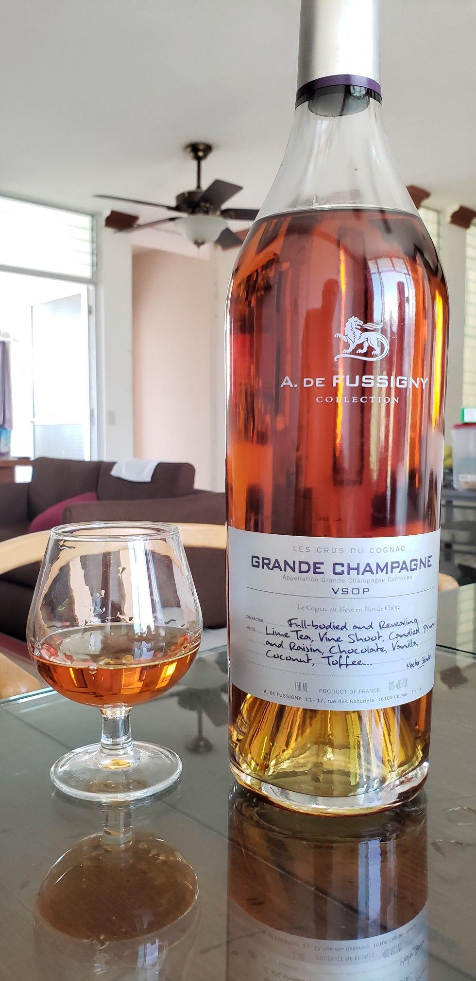 Cognac A De Fussigny Collection Grande Champagne Excelente Conac Muy Rico Conac Cognac Puertovallarta Mexico Alcohol Drink