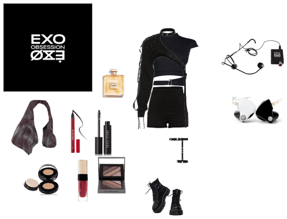 EXO Obsession EXO Ver Outfit