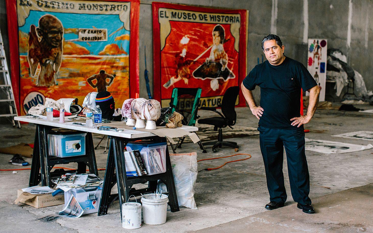 Artists how to stay in Puerto Rico despite Crisis, Al Jazeera America
