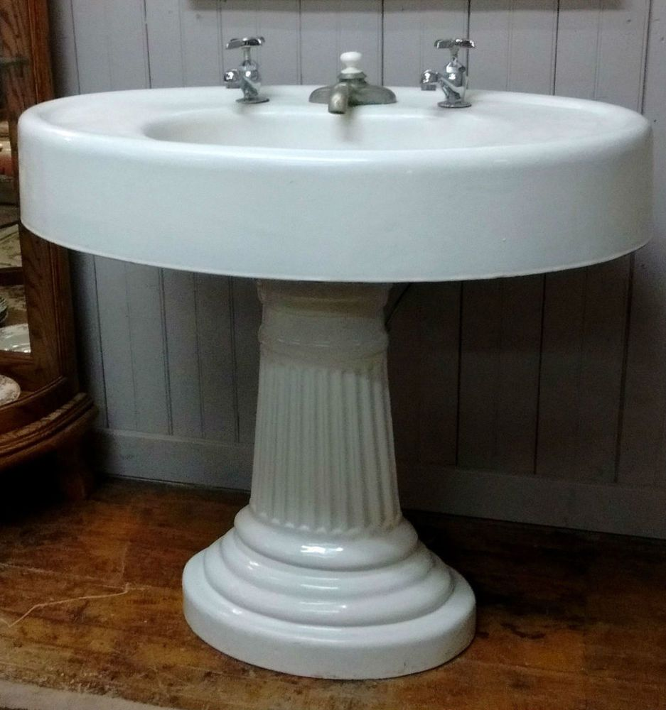 Luxury Cast Iron Pedestal Pictures - Bathtub Ideas - dilata.info