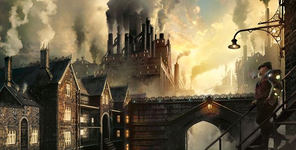 steampunk action wallpapers - photo #8