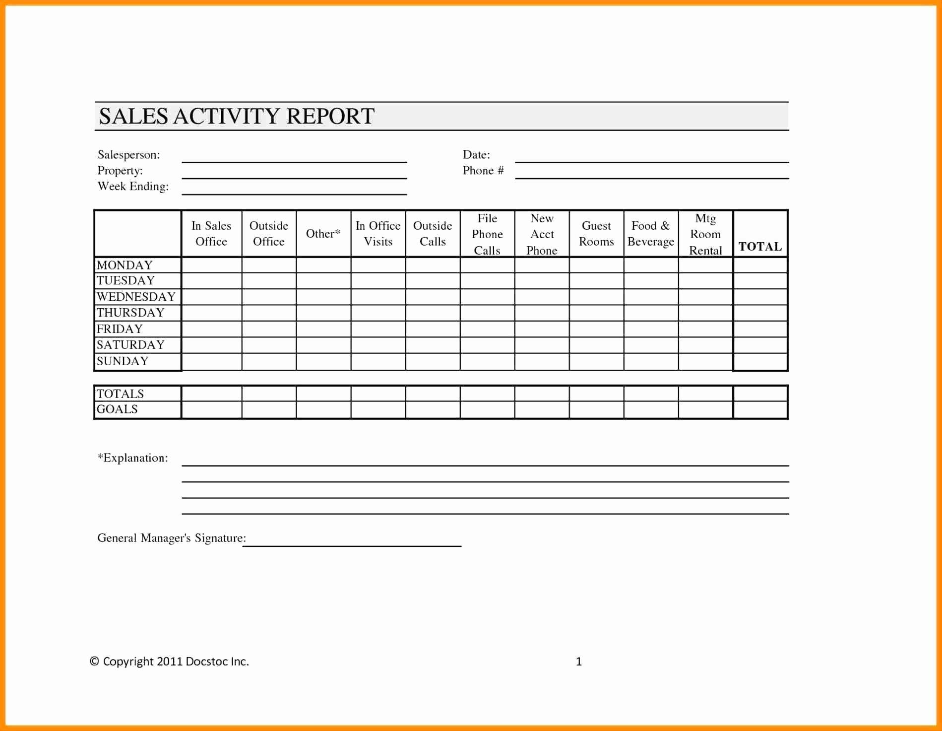 Daily Sales Report Template Excel Fresh Template Daily Report Template Word Sales Report Template Freelance Invoice Template Invoice Template Daily sales report template excel