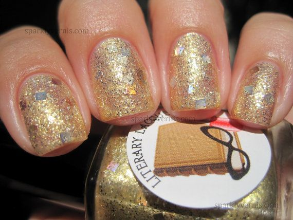 Jealous Oberon Full Size Nail Lacquer : Midsummer Night's Dream Collection LIterary Lacquers