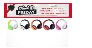 Living Social Flash Sale! Beats By Dre Studio Over-Ear Headphones Only $149.99 (Reg $299!)