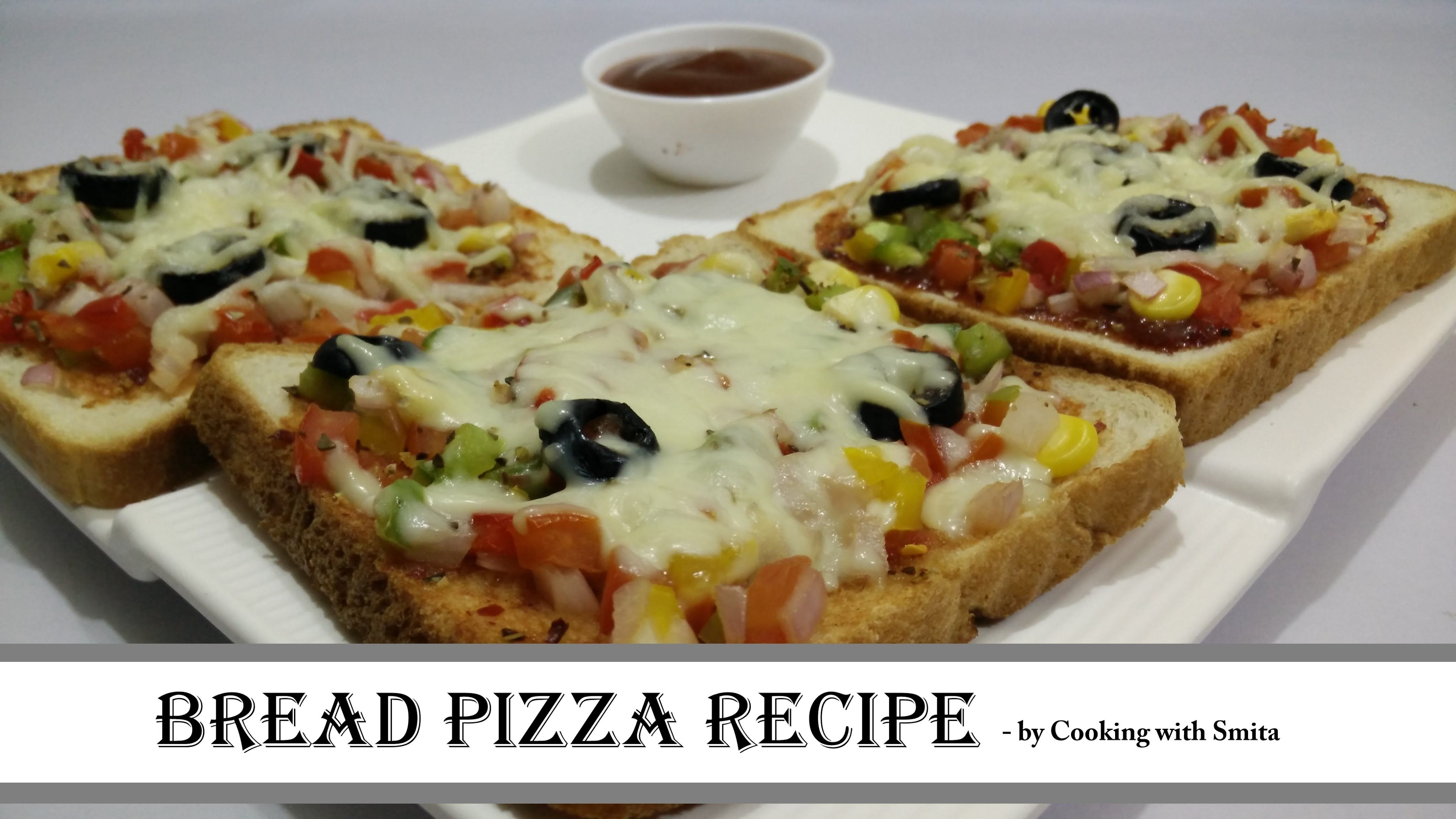 Bread pizza recipe by cooking with smita how to make bread pizza bread pizza recipe by cooking with smita how to make bread pizza on tawa bread forumfinder Choice Image