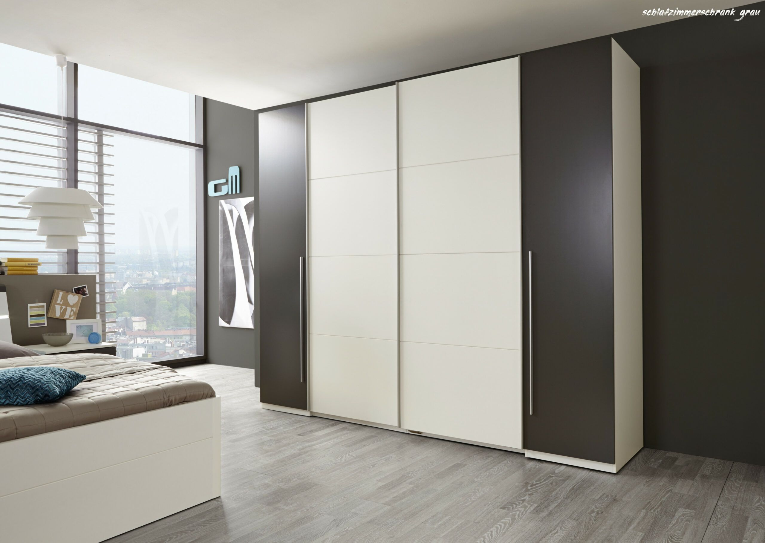 8 Schlafzimmerschrank Grau In 2020 House Plans How To Plan Home