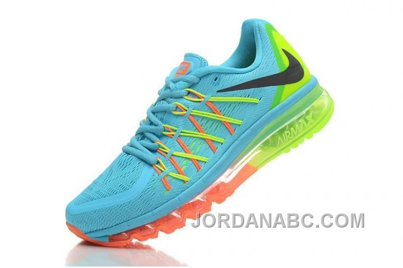 ce9bf98a56ba ... Nike Air Max 2015 Women Dark Blue Sky Blue Pink Outlet 258718