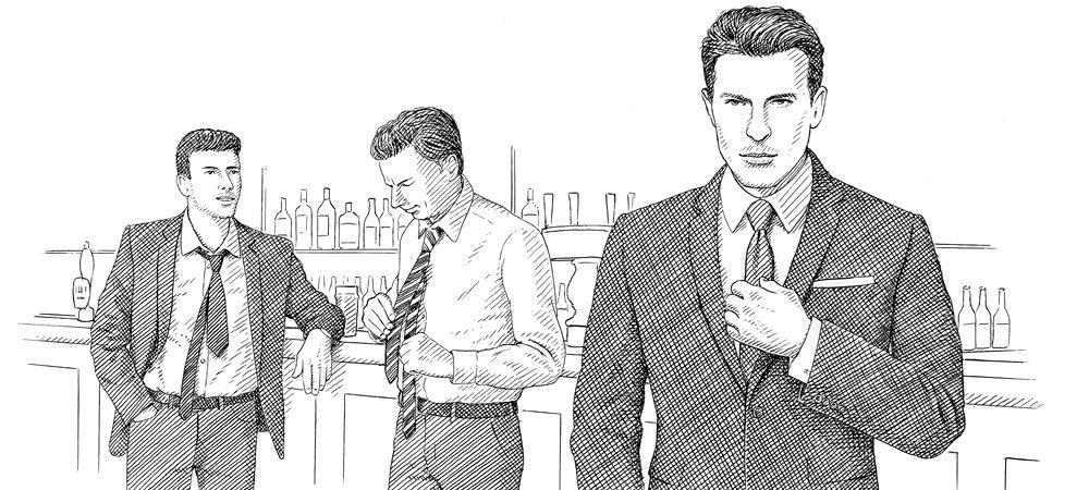 Pin by Joshua Adamson-Pickett on Wear it: Dressed-up men's