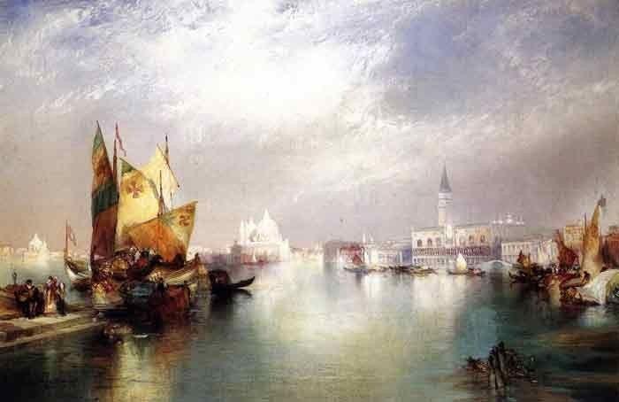 Venice Oil Paintings 014