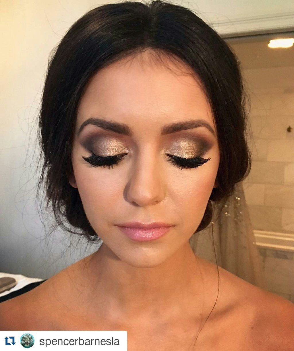 Wedding Hairstyle Hashtags: Bridal Eye Makeup, Wedding