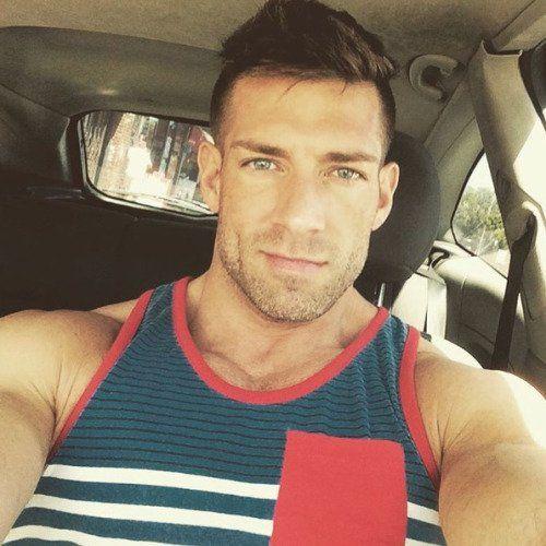 Bruce Beckham Gay
