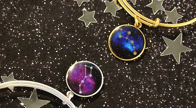 Big Dipper Little Dipper | CHARITY BY DESIGN | ALEX AND ANI | Daily 401