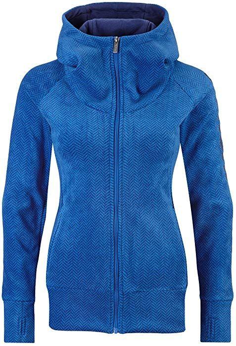 Sweatshirt Slinker Fleecejacke Damen Bench Blauprincess qSLpUzMVG
