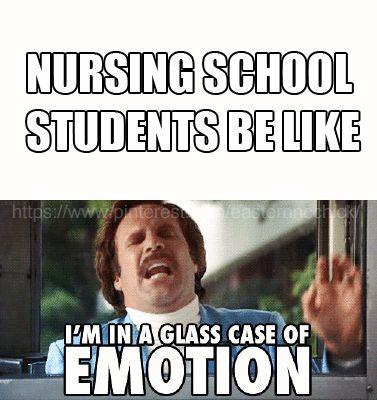 Nursing School Stress