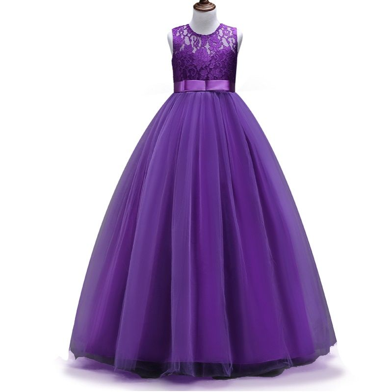 Princess Party Formal Dress Sleeveless Tag a friend who would love ...