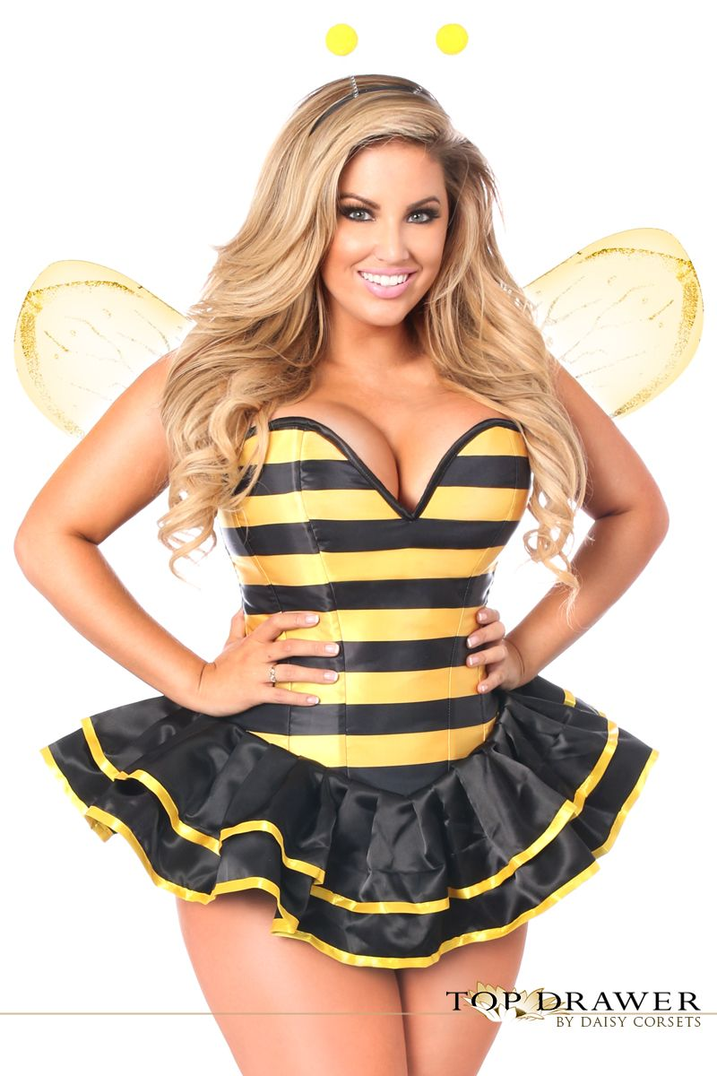 ae5c80f5711 Daisy TD-924 Top Drawer Premium Queen Bee Corset Costume