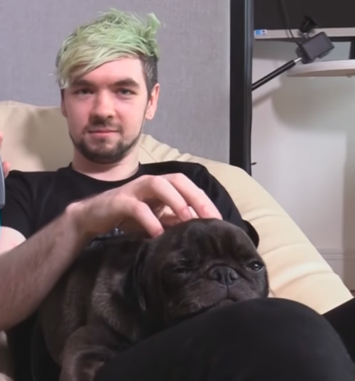 "reneefournierxoxo: ""I love how Edgar's just chillin' there, not having a care in the world haha "" Literally him all weekend haha. He doesnt give a shit"