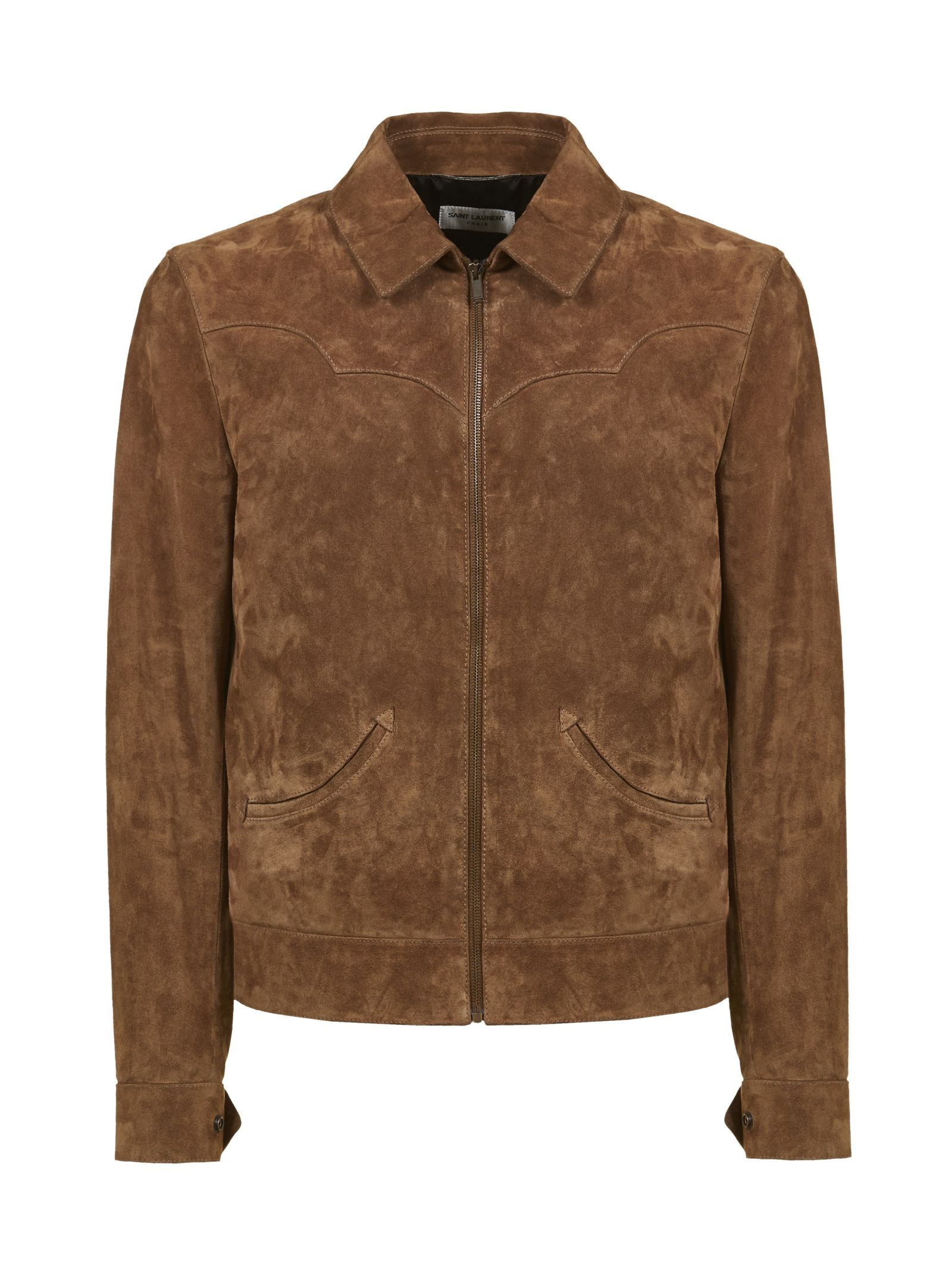 1358fa5d5 SAINT LAURENT WESTERN JACKET. #saintlaurent #cloth | Saint Laurent ...