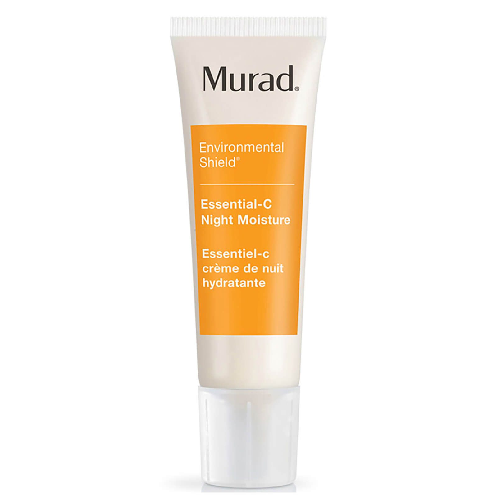 Murad Essential C Night Moisturiser 50ml Night Essential Murad Night Moisturizer Moisturizer Moisturiser